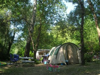 Camping in Ardèche